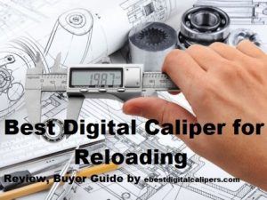 Digital Caliper for Reloading